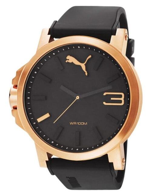 617f33fc7b74 Reloj para caballero Puma Ultrasize PU102941005EC negro
