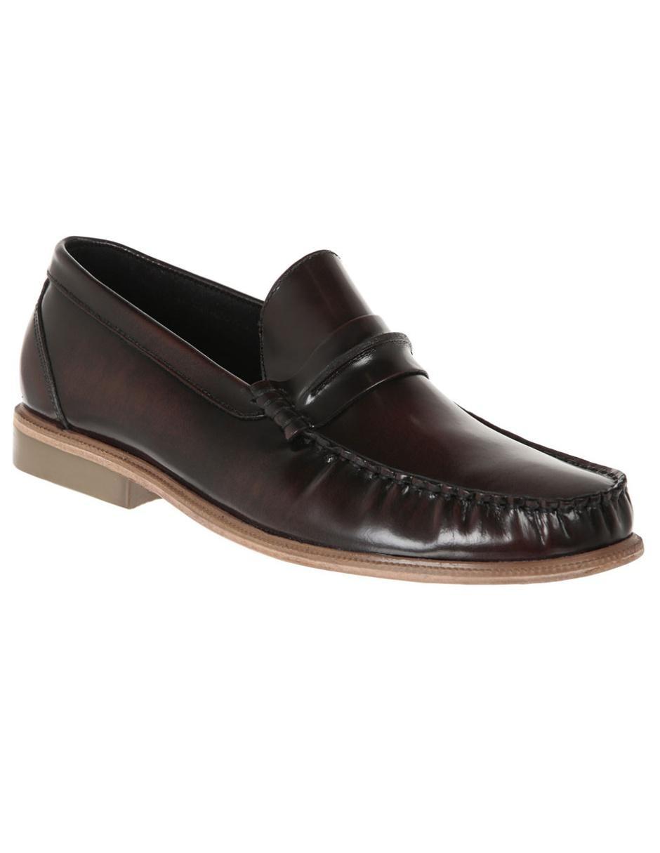 c0854cf4a Zapato slip on Flexi piel