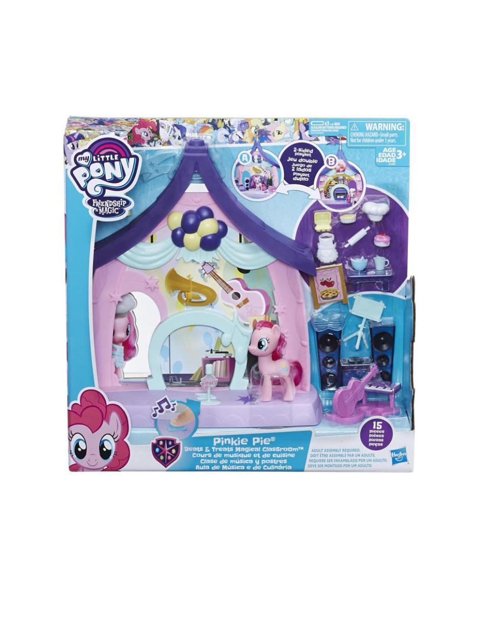 fd1d43bbdd7 Set Clases de Música y Postres Pinkie Pie My Little Pony