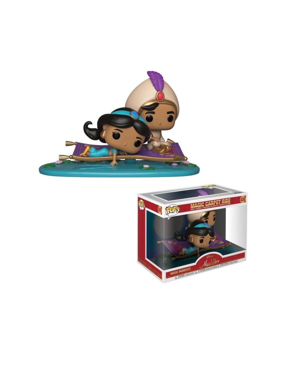 Funko Carpet PopDisney Figura Ride Magic Aladdín EDb9eWH2YI