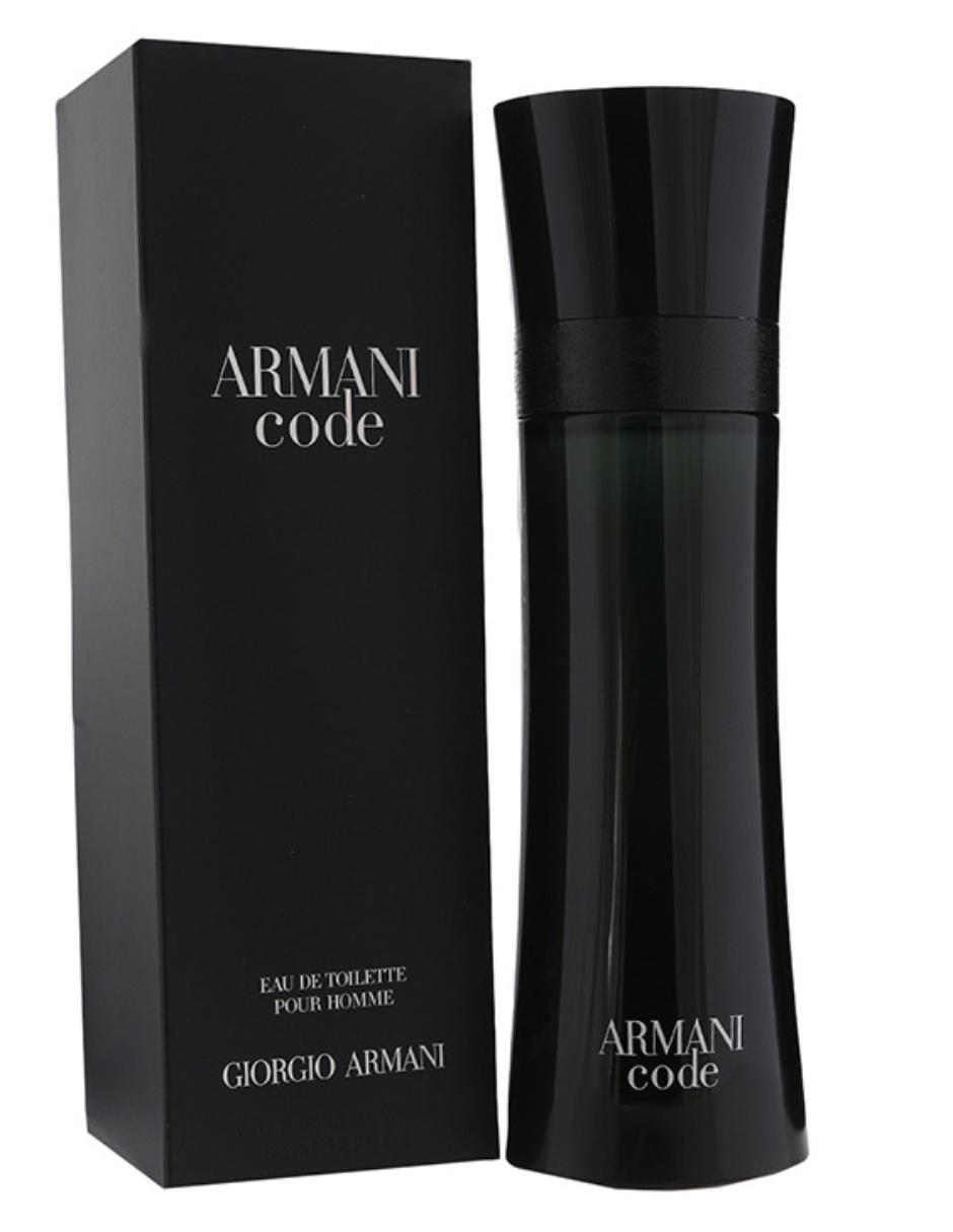 e74e7c1aebb7c Fragancia para caballero Giorgio Armani Code 125 ml Eau de Toilette