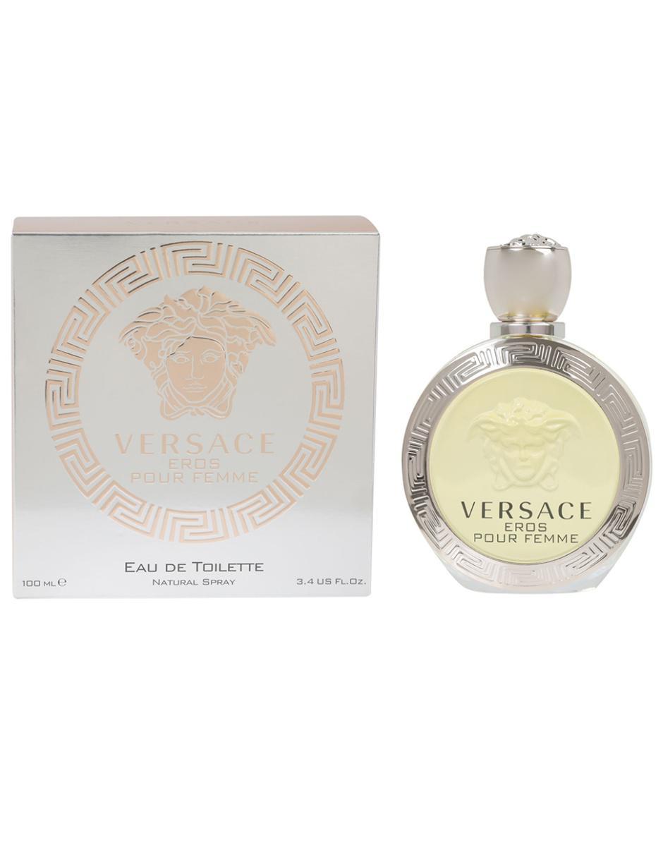 4cdc63b31 Fragancia para dama Versace Eros Pour Femme 100 ml Eau de Toilette