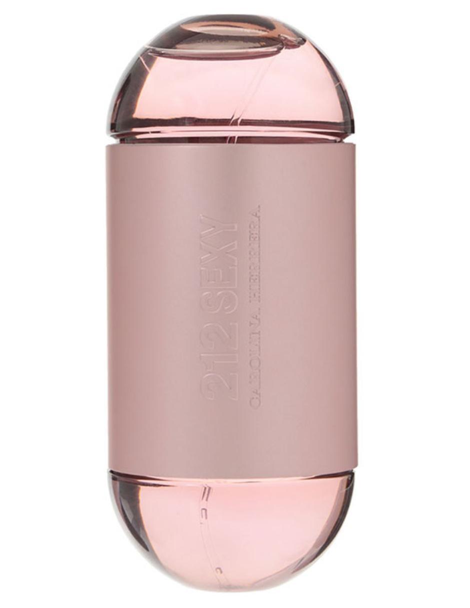 655550aff Fragancia para dama Carolina Herrera 212 Sexy 100 ml Eau de Parfum